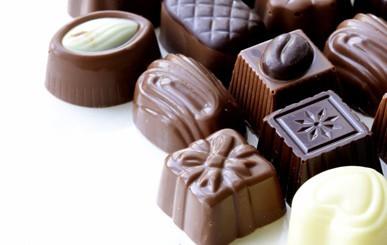 Nos bonbons de chocolats