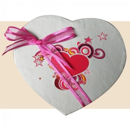 Boîte joli coeur
