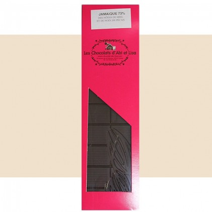 Tablette chocolat Jamaique 73%