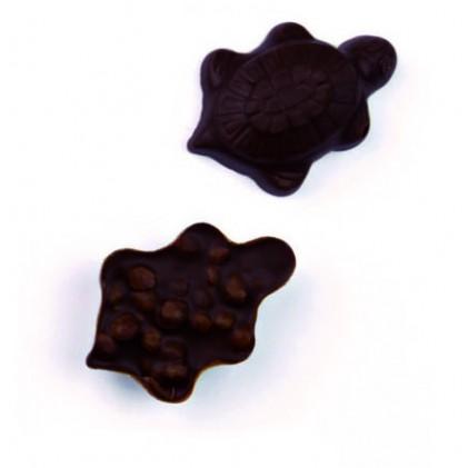 Friture chocolat noir riz soufflé