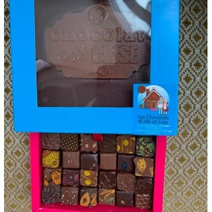 """Kit de Survie """" Chocolat anti Crise"""""""